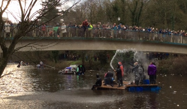 Boxing Day Raft Event 2015