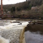 The Boxing Day Raft Event is organised by the Derbyshire Association of Sub Aqua Clubs